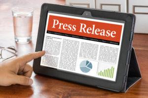 Persbericht minder effectief voor linkbuilding