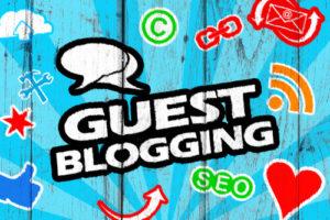 Gastbloggen traditioneel goed voor linkbuilding