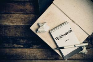 De kracht van testimonials voor linkbuilding